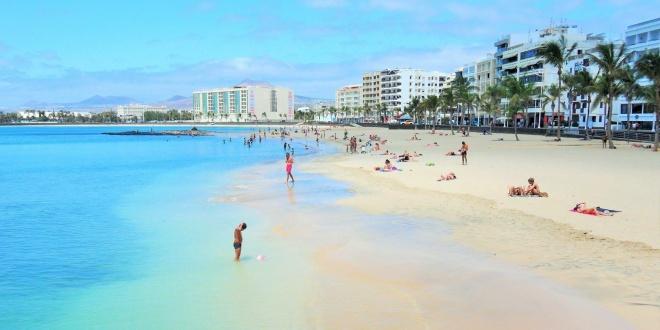 Playa del Reducto - Arrecife -Lanzarote lanzarote3.com