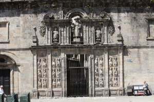 puerta santa Santiago de Compostela www.vigoenfotos.com